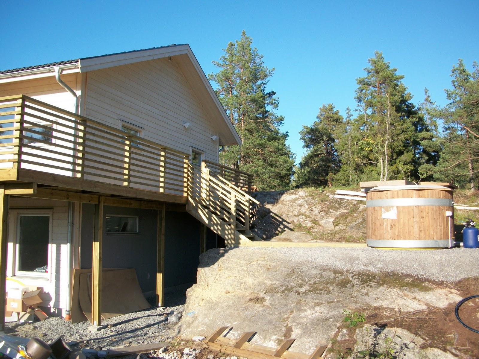 Vi bygger i Gimmersta: september 2011