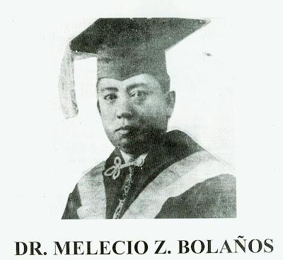 Dr. Melecio Z. Bolaño
