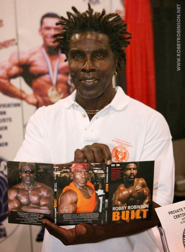 ROBBY ROBINSON PRESENTING HIS DVDS ● www.robbyrobinson.net//dvd_master_class.php ●