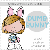 JUNIE B JONES DUMB BUNNY
