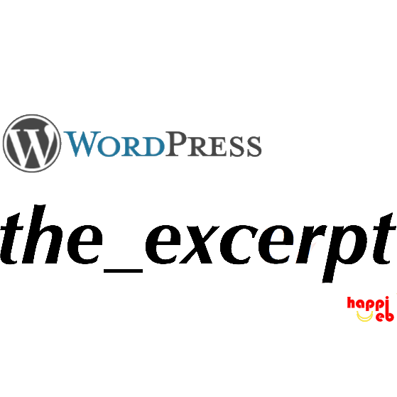 gioi han tu trong mota - How to limit an excerpt in wordpress
