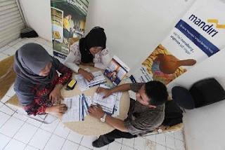 Bank Mandiri Fokus Pembiayaan UKM