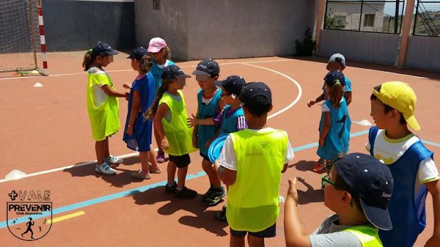 actividades extraescolares escuela verano