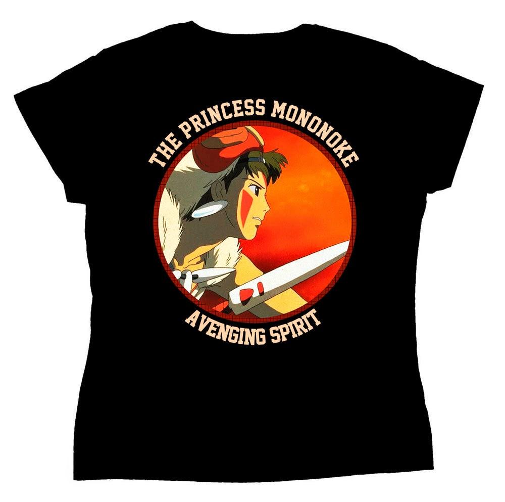 Camiseta La Princesa Mononoke