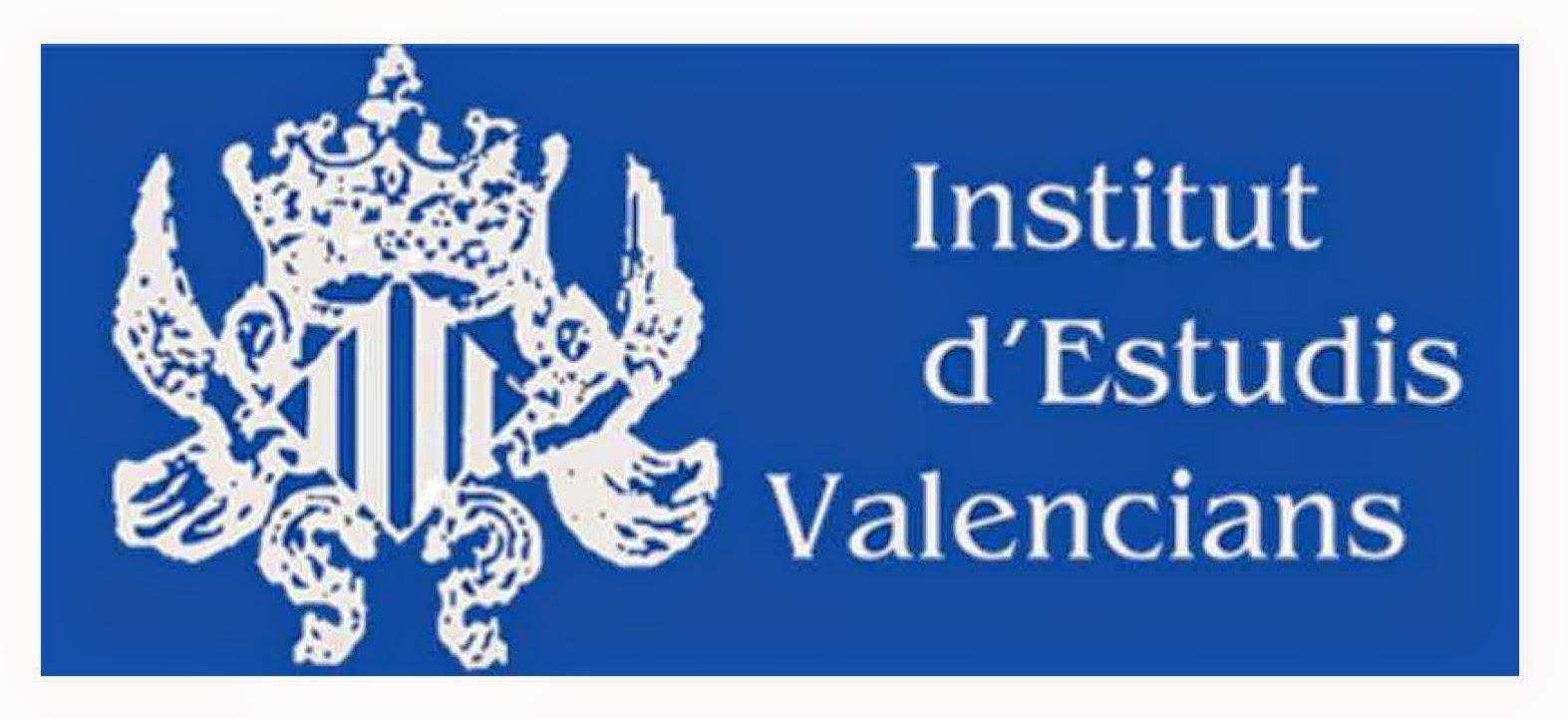 INSTITUT D'ESTUDIS VALENCIANS, CURS 2015