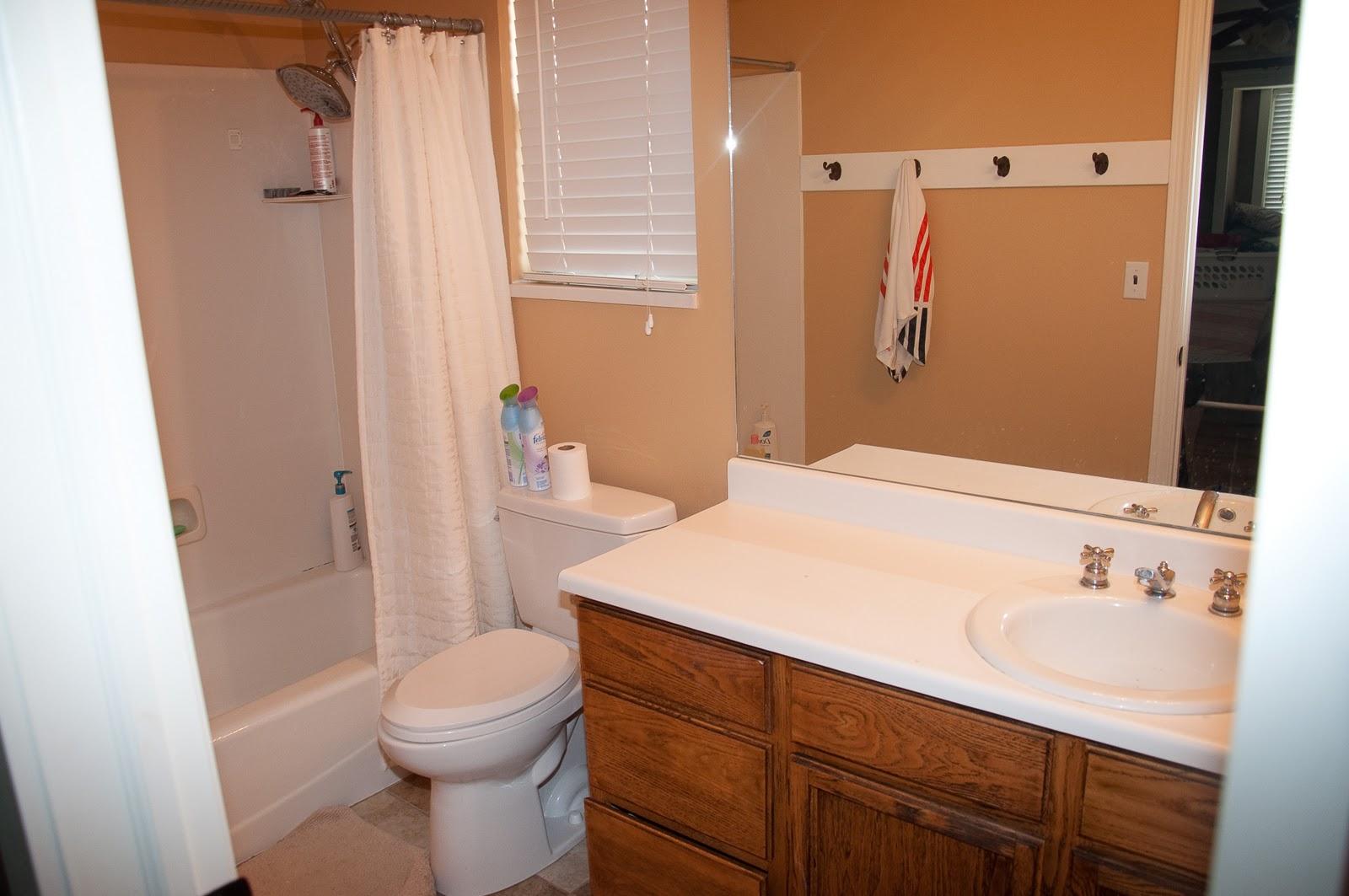 Bathroom REDO!!! | Start at Home Decor