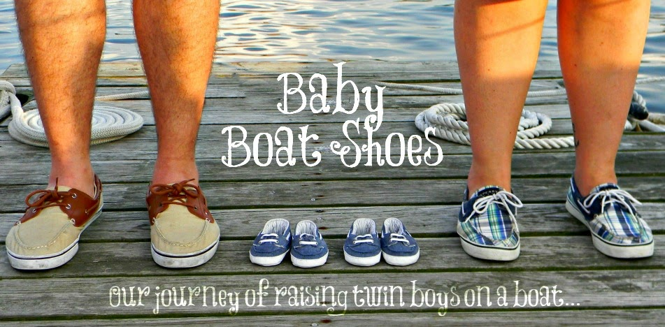 Baby Boat Shoes: Our journey of raising twin boys on a boat