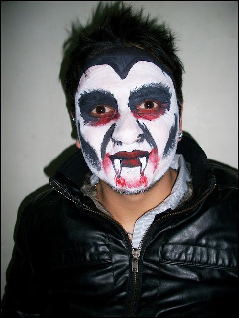Maquillaje Artistico Terror