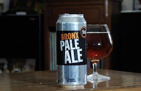 Bronx Brewery Pale Ale