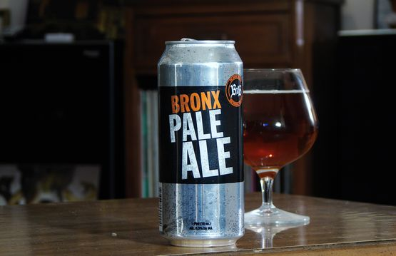 Bronx Brewery Pale Ale