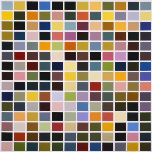 """Résultat de recherche d'images pour """"gerhard richter 180 couleurs"""""""