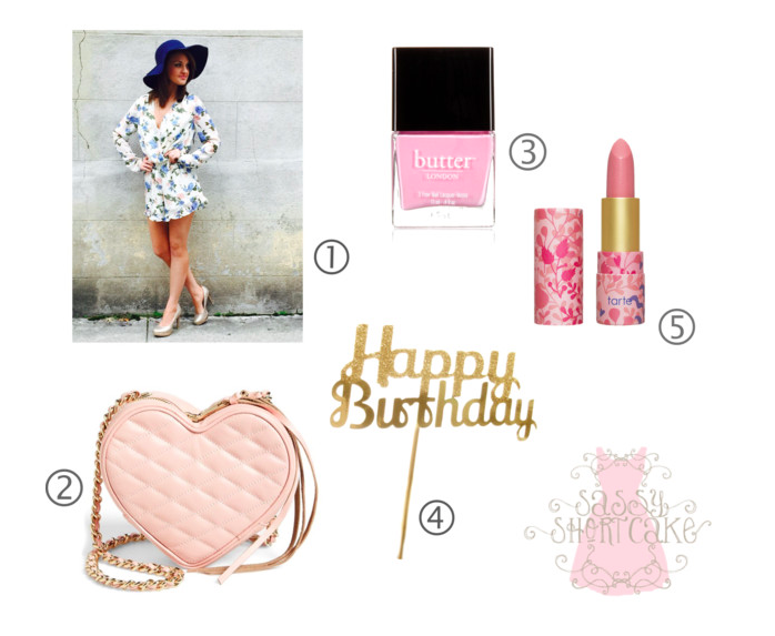Friday Faves : Pretty in Pink | blog.sassyshortcake.com