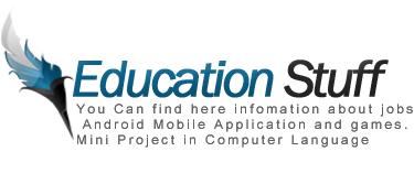 Education, Job, Games and Software Stuff