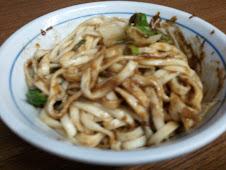 金華麵店麻醬麵