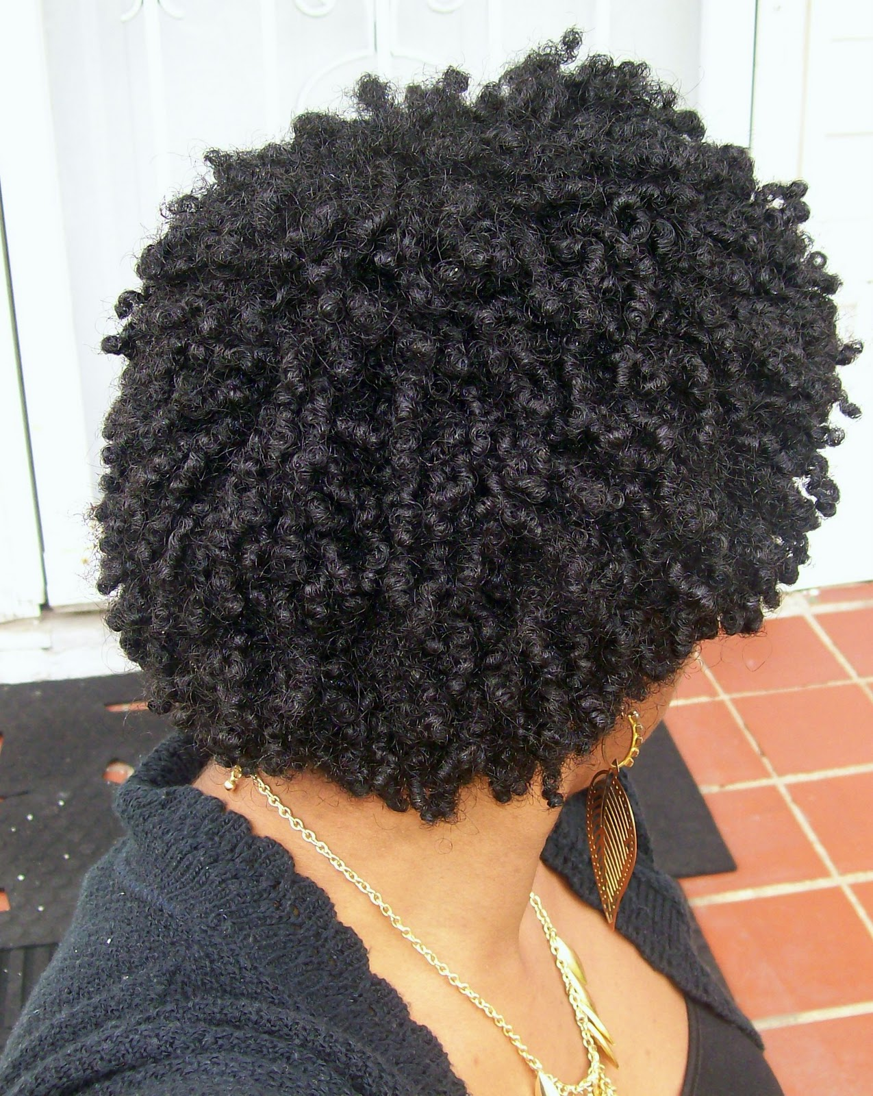 African Naturalistas: How To Make Your Natural Hair Twist Out Last ...