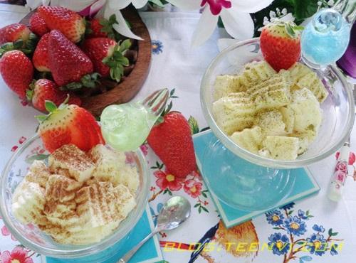 Chúc bạn thành công với cách làm sữa chua dẻo thanh mát, ăn kèm hoa quả giải nhiệt nắng hè!
