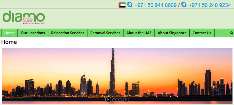 trusted relocation company in Dubai