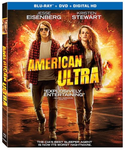 American Ultra 2015 Eng BRRip 480p 300mb ESub hollywood movie American Ultra 480p compressed small size free download at world4ufree.cc