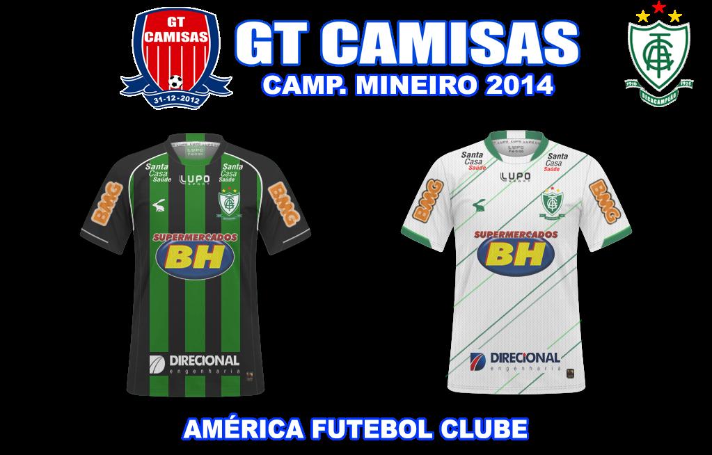 163efbed88 América Futebol Clube - Belo Horizonte