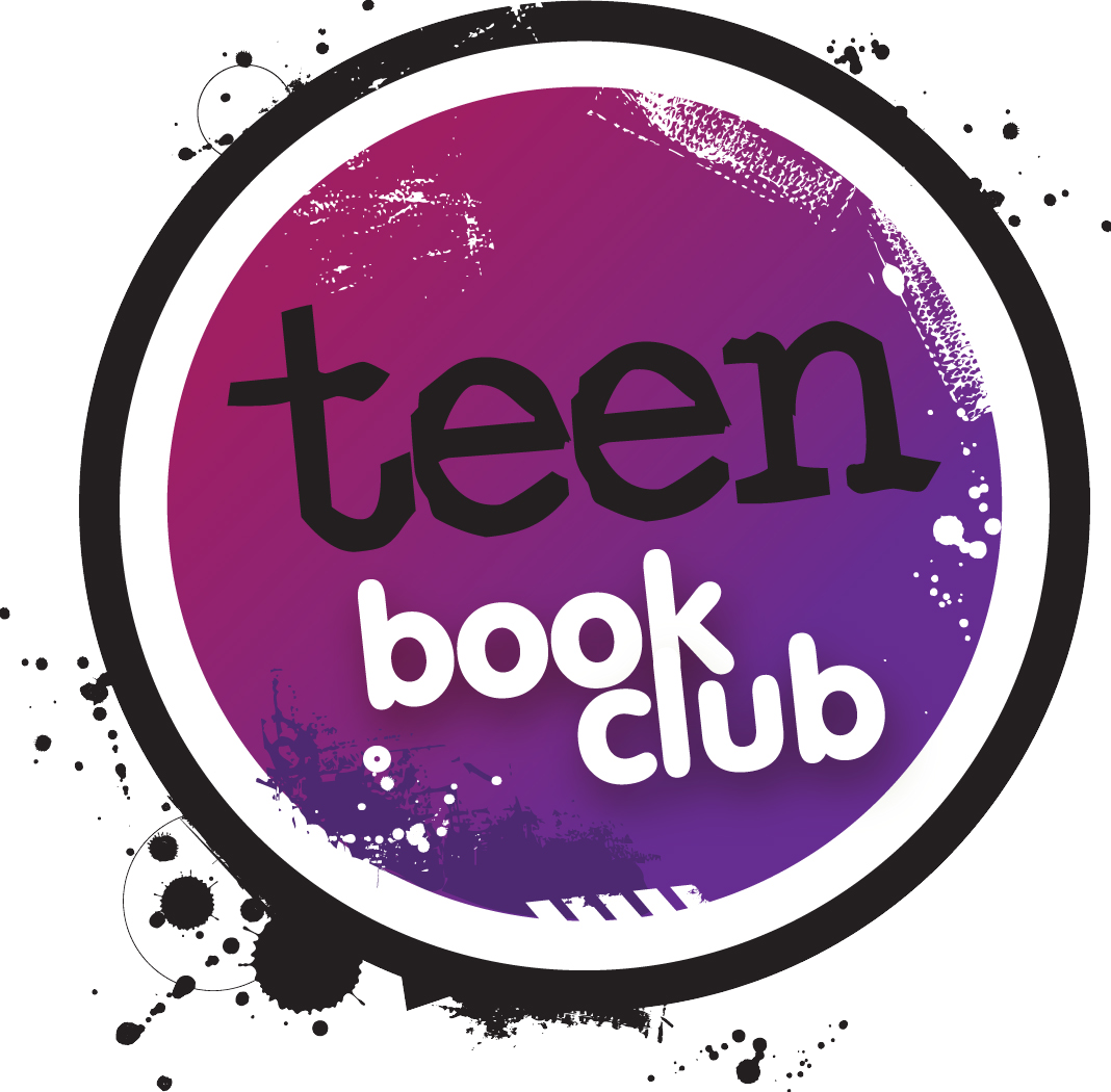 Then you'll like our Just Us Teens Book Club! This month we'll be reading ...
