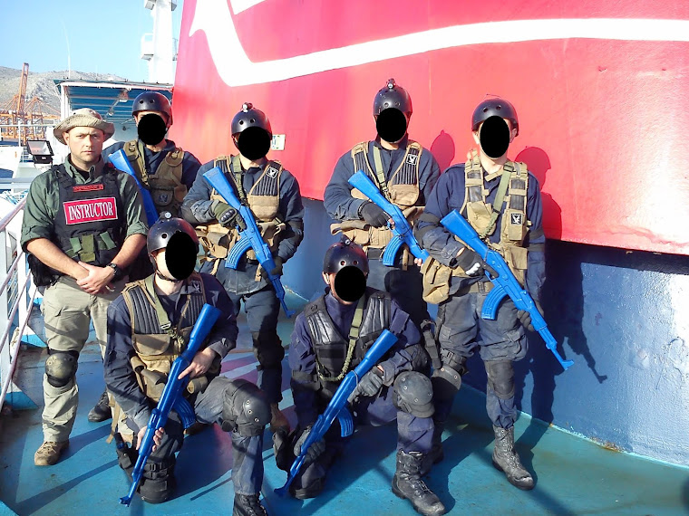 MARITIME SECURITY - ANTI PIRACY 'F 2013 GREECE