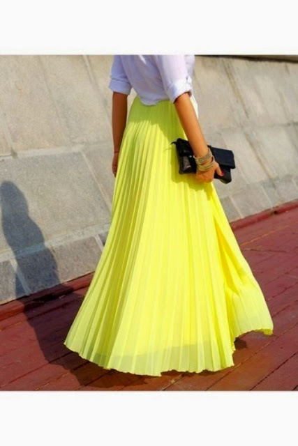 Inspo falda larga