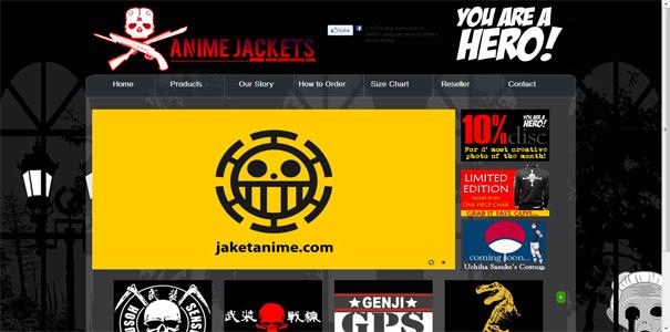 Jaket , polisi online