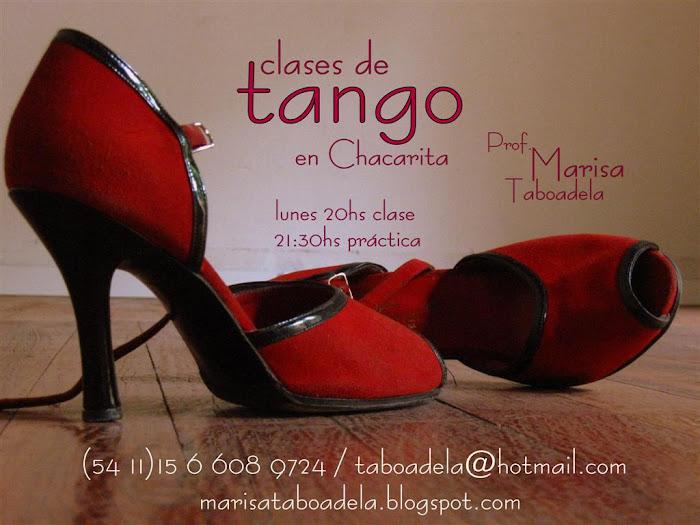 tango en chaca