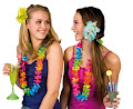 Cómo hacer Collares Hawaianos