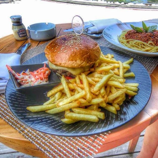 Мальдивский-Гамбургер