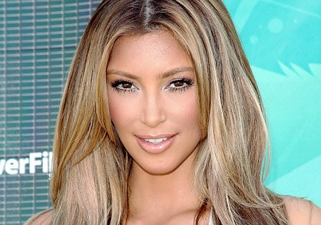 invisible hairstyle kim kardashian -11