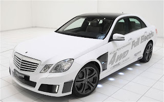 2011 Brabus Mercedes-Benz Hybrid Pictures