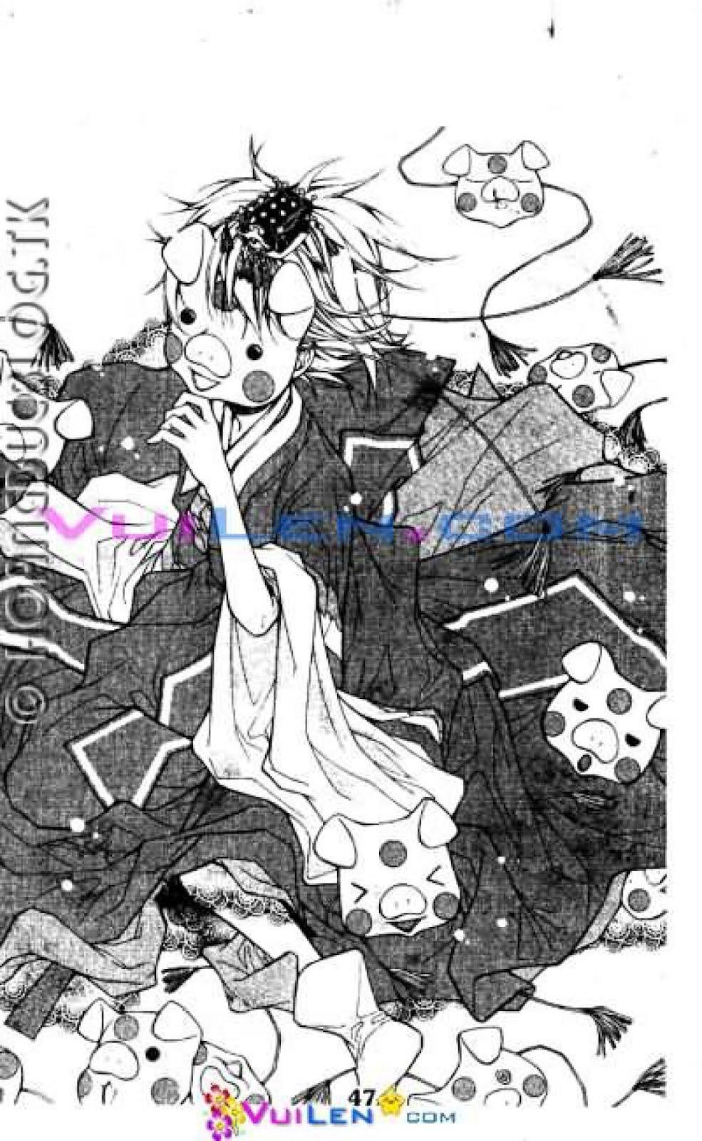 Cô dâu Heo - Pig Bride Chapter 1 - Trang 46
