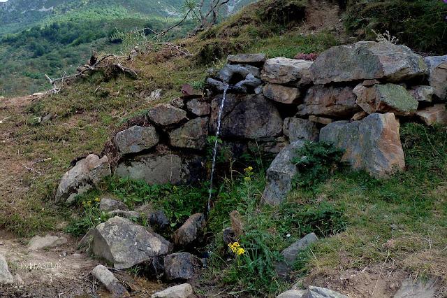 Fuente en Braña Reonda