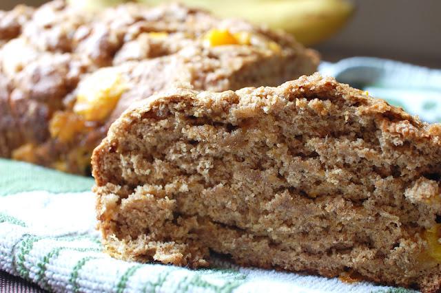 VeganFling: Mango Banana Bread