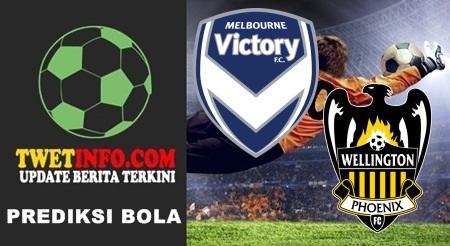 Prediksi Melbourne Victory vs Wellington