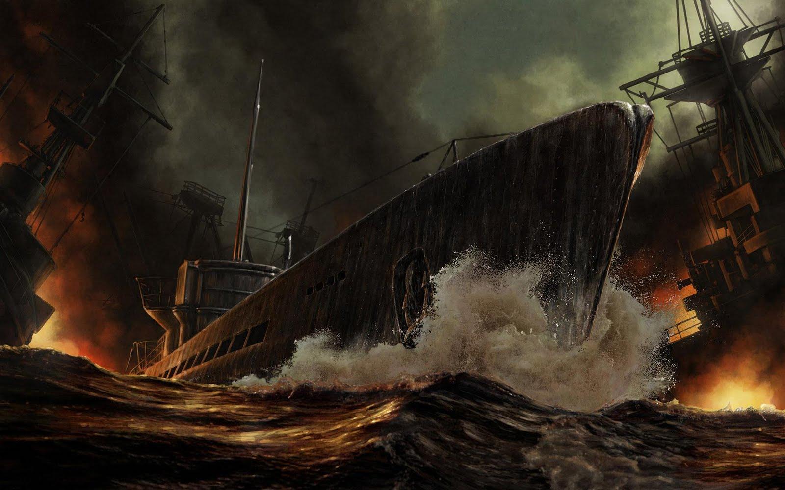 Fleet ship