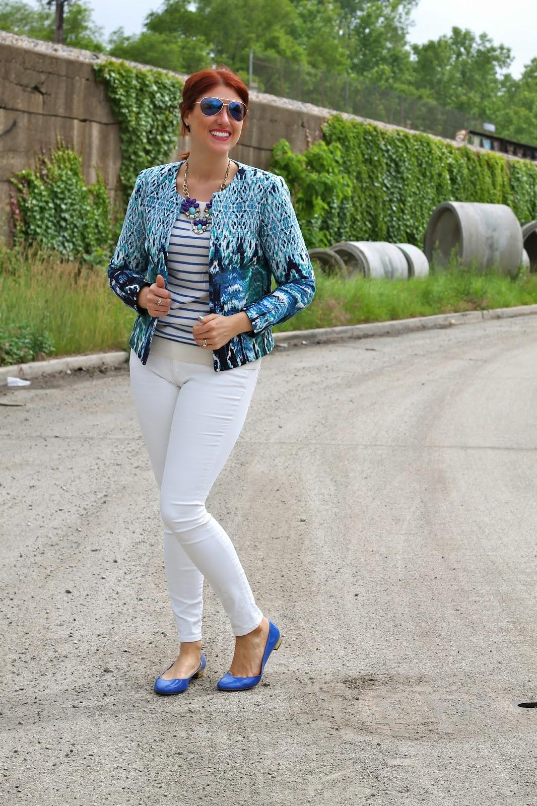 Zara, Coated, Jeans,