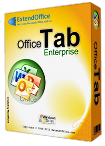 Office Tab Enterprise 10.50