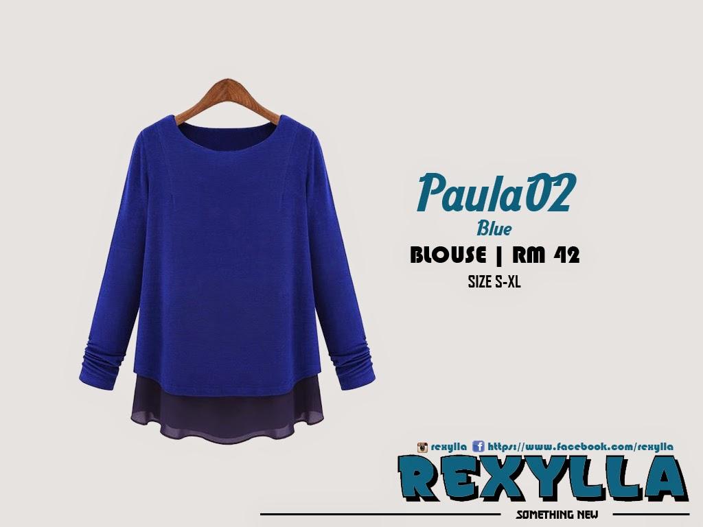 rexylla, blouse, paula02