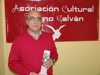 III Certamen Literario Asociación Tierno Galván de Santa Marta de Tormes (Salamanca)