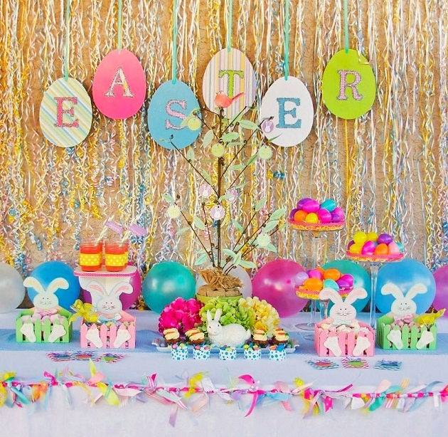 spring theme party ideas all things pin