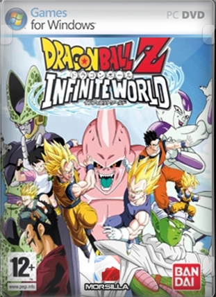 Download Dragon Ball Z Infinite World PC Full 2011 Español ISO DVD5