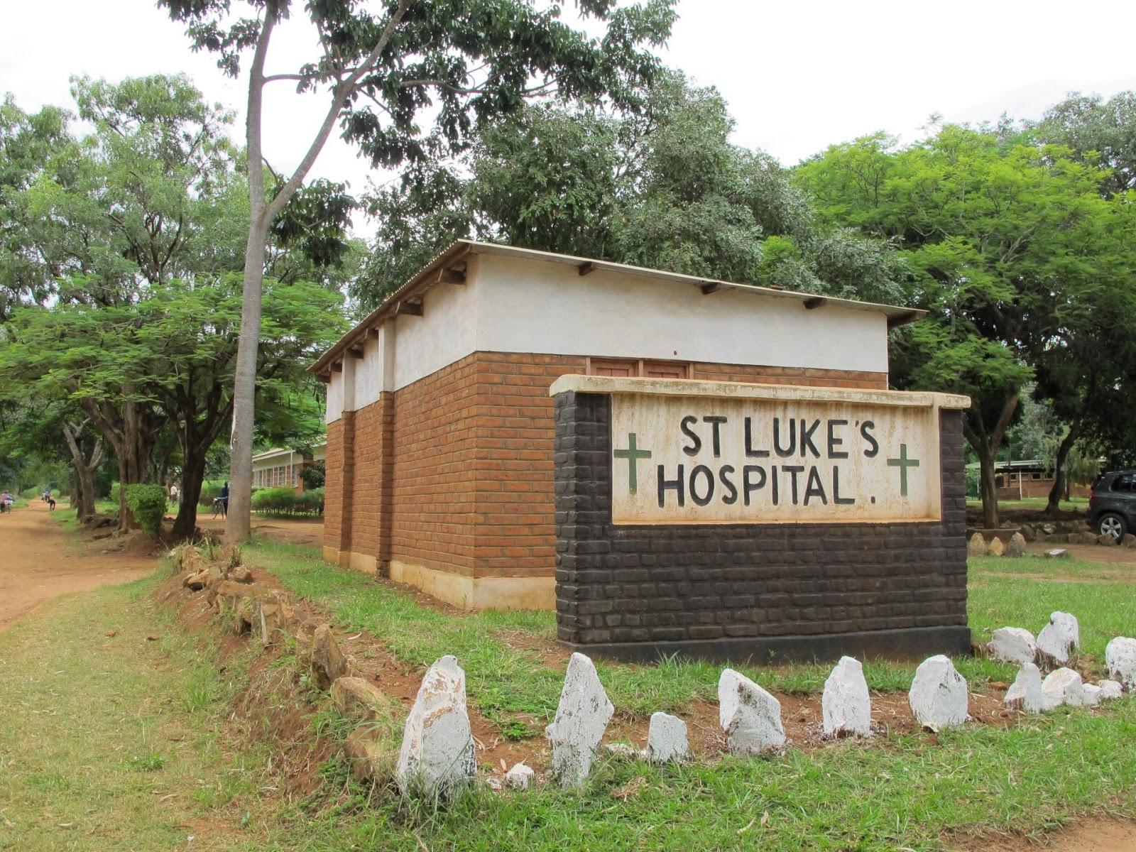 Fundraising for St Lukes Hospital Malosa Malawi