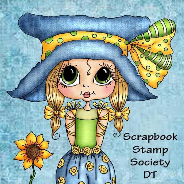 Scrapbook Stamp Society DT
