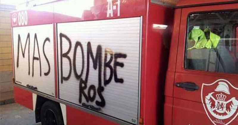 BOMBEROS GRANADA - Bomberos de Granada