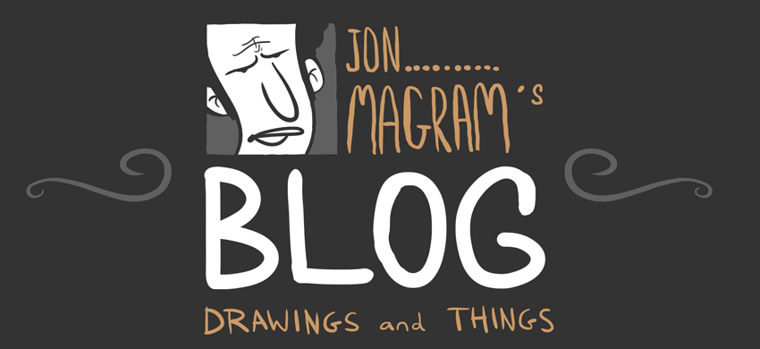 Jon Magram's Blog