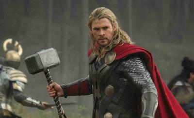 Thor: The Dark World, Chris Hemsworth