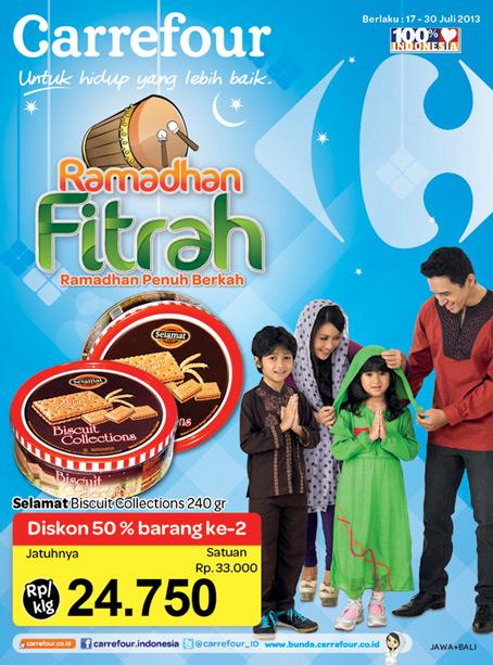 Katalog Harga dan Promo Carrefour Terbaru (Ramadhan Fitrah) Periode 17 – 30 Juli 2013