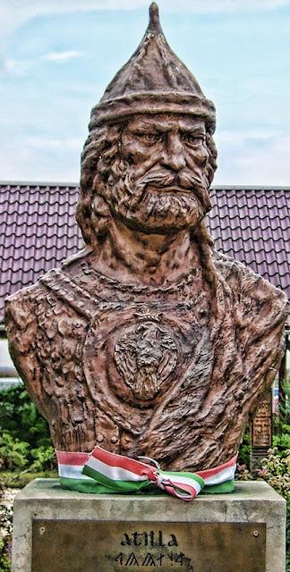 Kaisar Tersadis Dari Nomadik, Attila The Hun